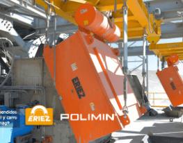 Polimin - Separación y concentración magnética
