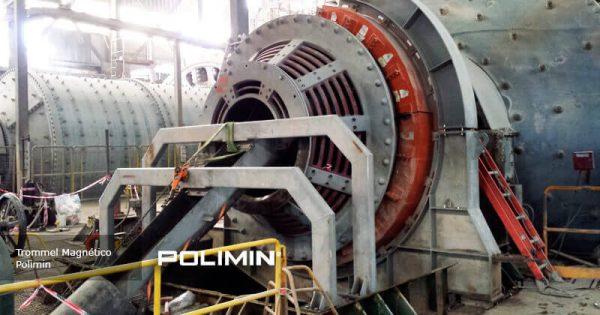 Polimin - Trommel Magnético